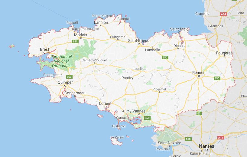 Decouvrez La Bretagne Ses Regions Et L Esprit Breizh Collectionneur Breton